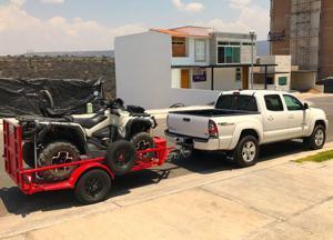 Remolques para ATV