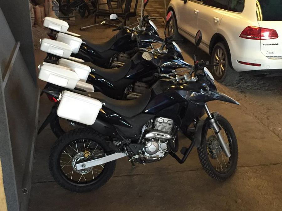 Accesorio para Carga para Motocicleta