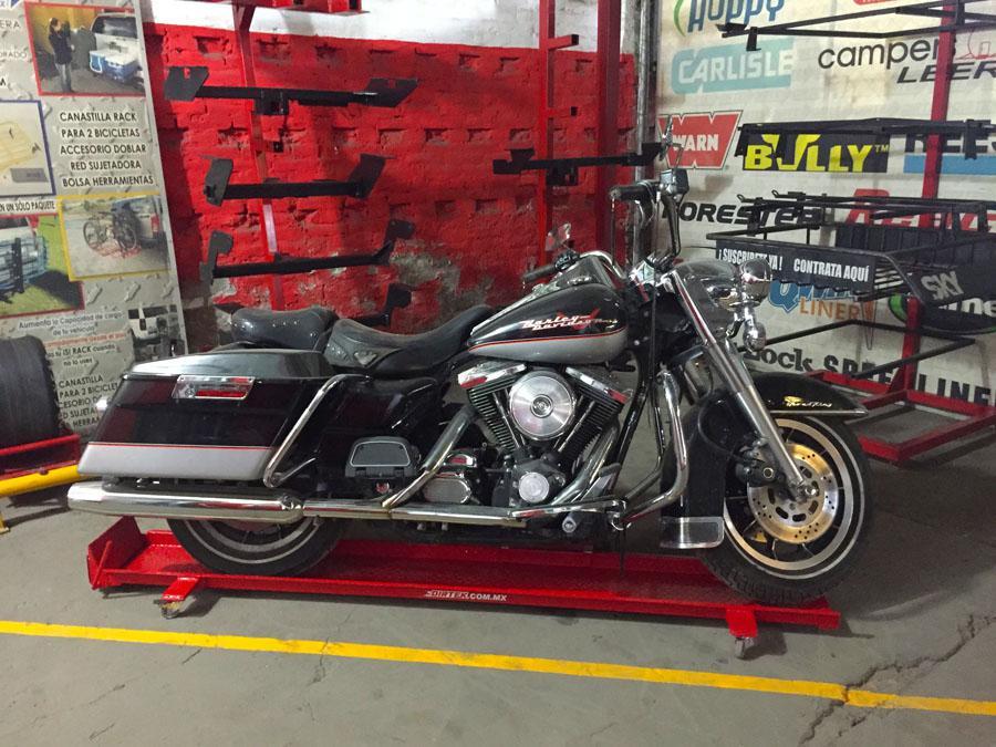 Dolly para Motocicleta