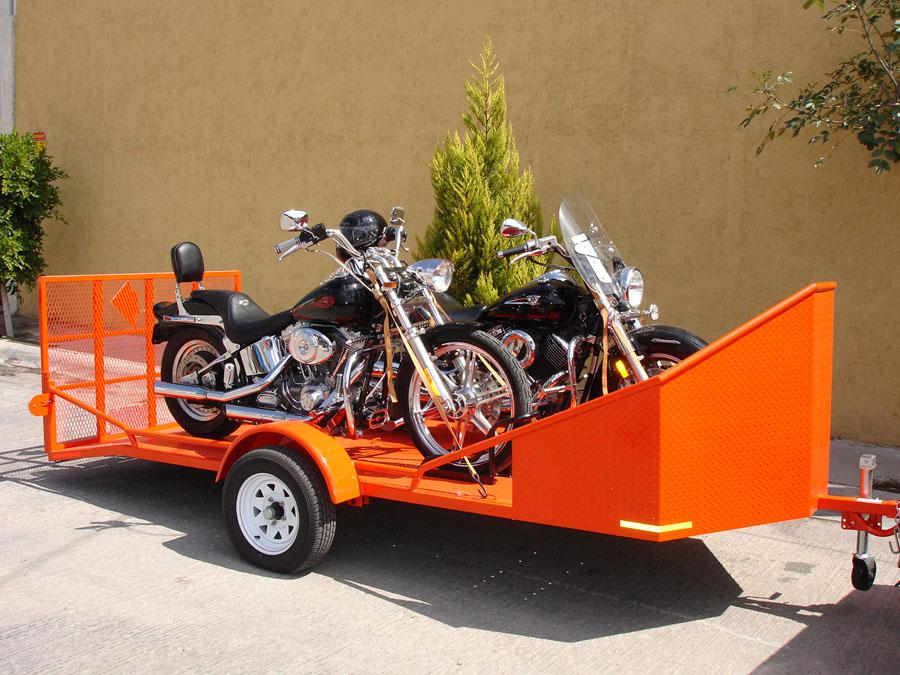 Tope para Motocicleta